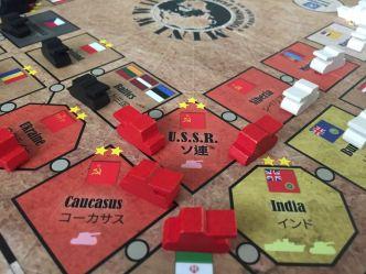 Mini-WWII board