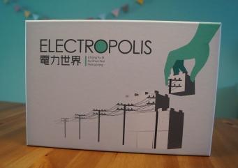 Electropolis Cover