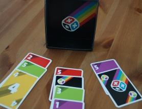 Push - Würfelkarte