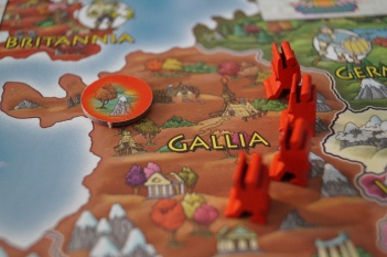 The Romans Gallien