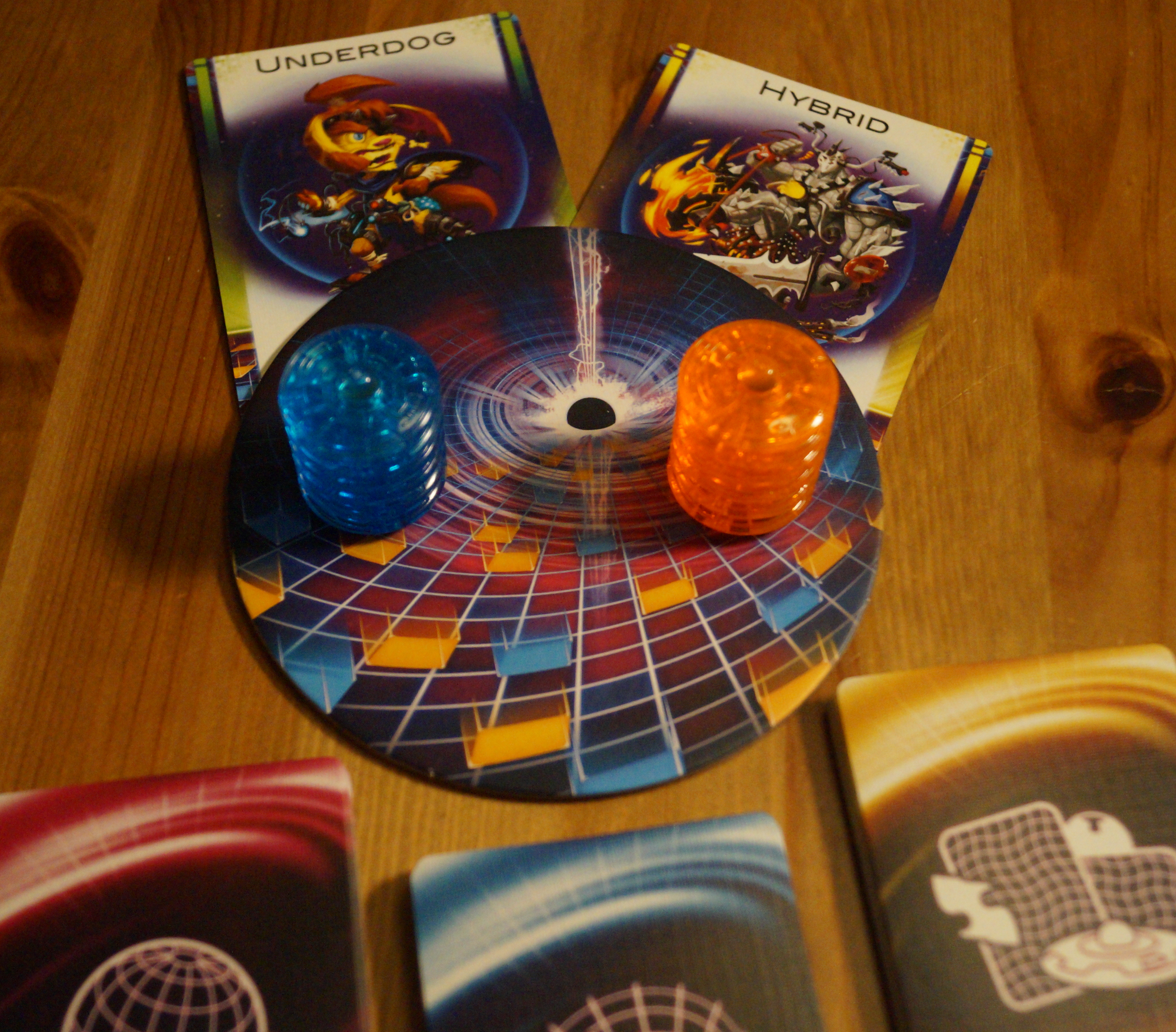 Cosmic Encounter Duel - Warp